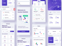 Control statistics application concept design
