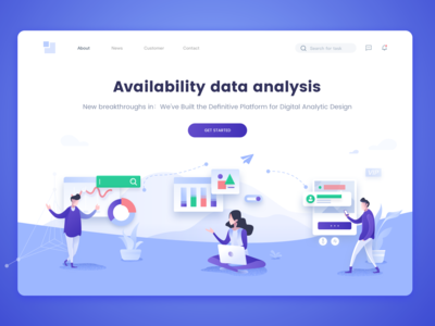 Availability data analysis