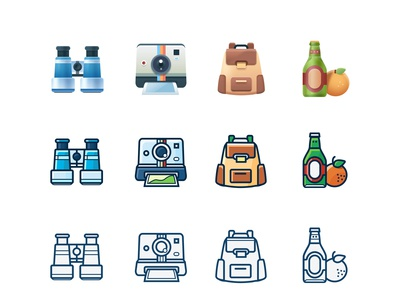 Category Icons