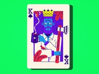 King of Clubs - Kings of Cards