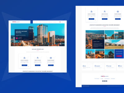 Mongolian Top Property Company ReDesign