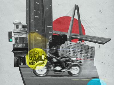 Hanoi Retro style