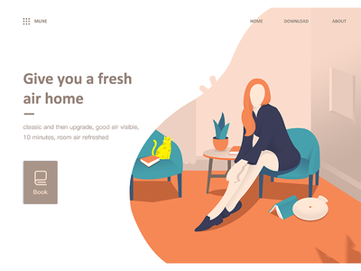 Read a book illustration isometric banking chart internet payment ui web home color clean