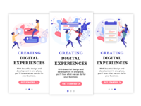 Code Dreamer Banner Concepts