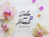 Wedding Beautiful Typeface