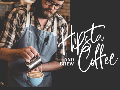 Hipster Font Style