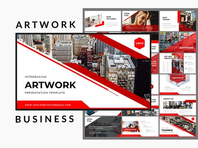 Artwork Business - Creative Powerpoint