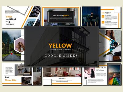 Yellow Innovative - Google Slides