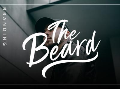Branding Style Font