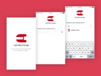 LatviaExchange - Select Location