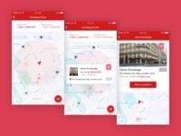 LatviaExchange - Location / Navigation