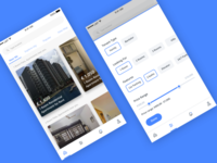 CleverRentals - Discovery / Filter