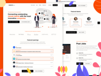 RemoteLists - Landing Page (WIP)