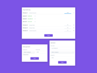 Kanler - Payment modals/popups