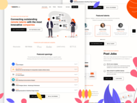 RemoteLists - Landing Page