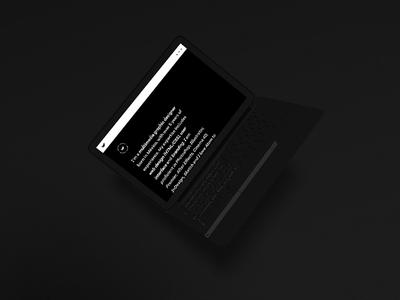 Portfolio Mockup portfolio apple macbook air mockup