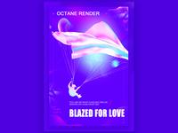 BLAZED FOR  LOVE 2