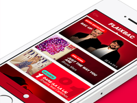 FLAIX iPhone app - A new radio concept