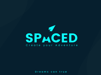 SPACED Logo #spacedchallenge