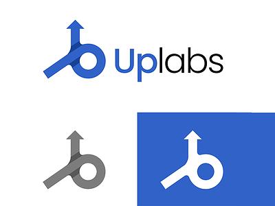 Uplabs Logo dribbble color design branding logo uplabs