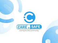 Care & Safe Logo Design