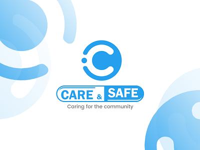 Care & Safe Logo Design
