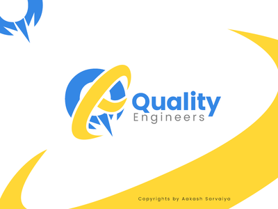 Quality Engineers Logo Design business architecture