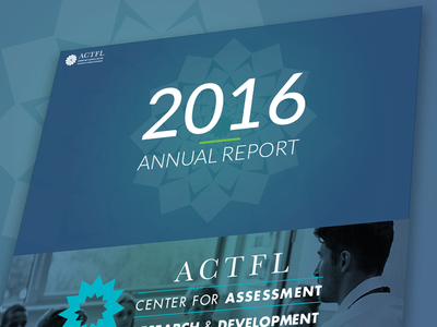 ACTFL Interactive Annual Report
