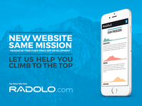Radolo Online Marketing Material