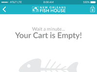 Empty state fish house app 2