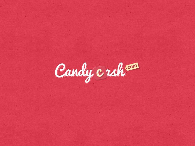 Candycash candy candycash splash domain logo
