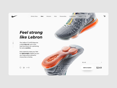 Freebie - eCommerce Desktop Product Page simple uiux ux ui store sketch shop product design product shopping cart minimal buy freebies freebie free ecommerce clean app web