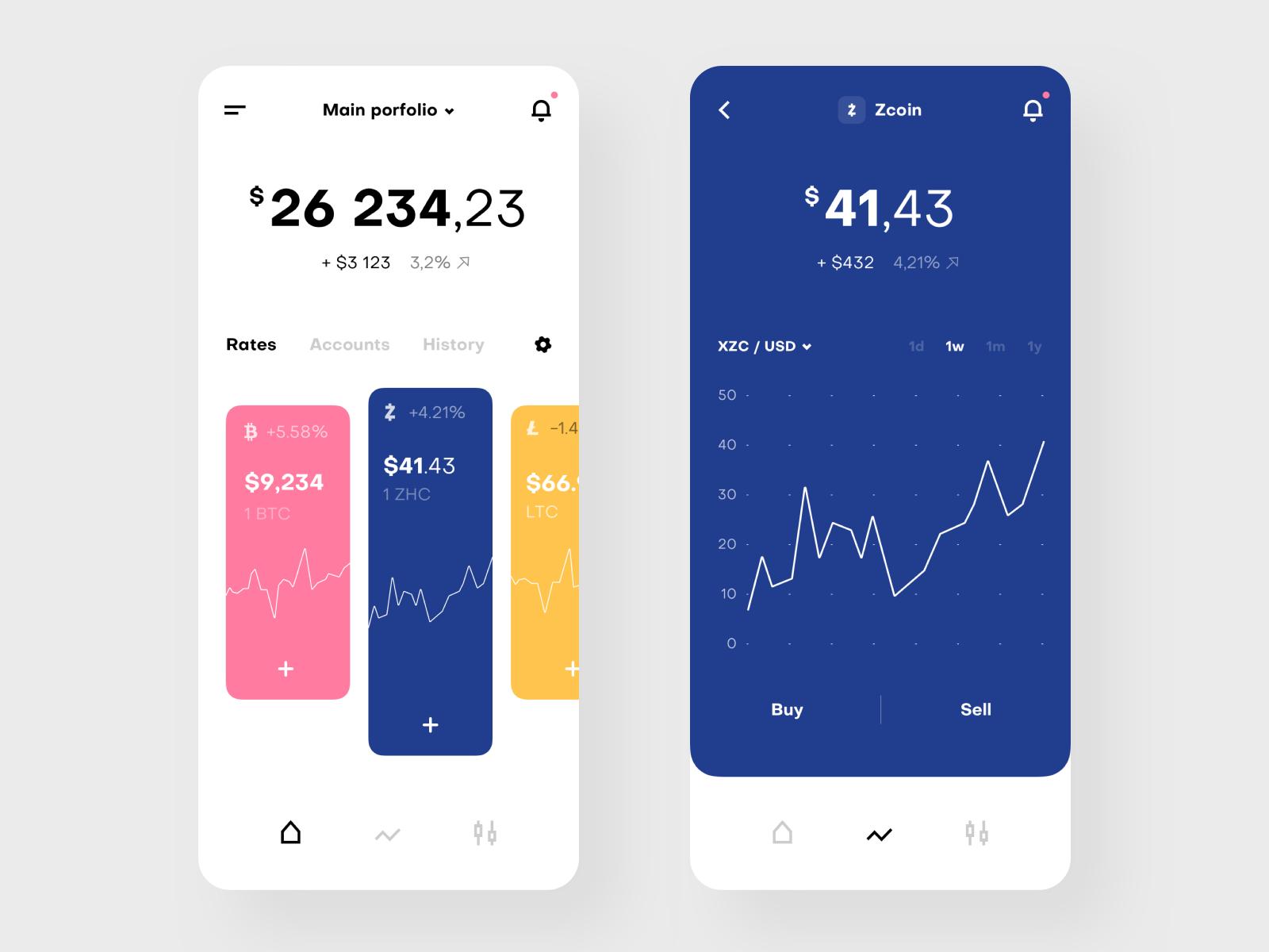 bitcoin exchange app ios