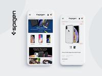 Spigen Turkey | Mobile Design