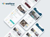 Furniture E-Commerce | Mobile Design