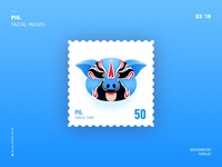 Pig Blue