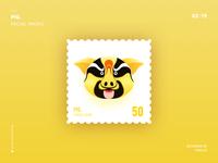 Pig Yellow