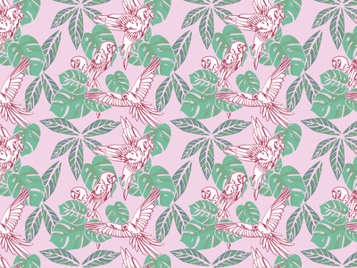 Macawzonia Line Pattern