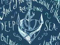 Sailor Shanty - detail