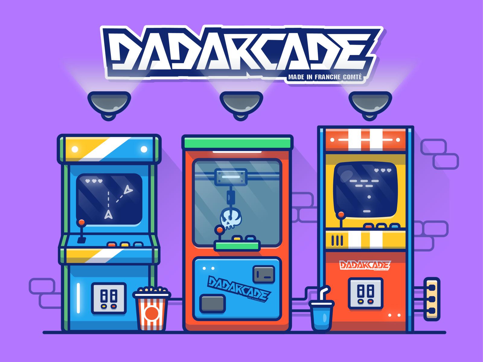 Dadarcade 01