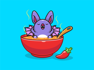 just dont eat me guys, i'm chilin' 🦇 🍲