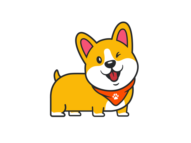 Dog Breeds (2) 🐶🐕🐩🐾🦴 husky cute icon illustration logo character mascot sing wolf moon love couple golden retriever breed puppy dog collie chow chow shiba inu corgi