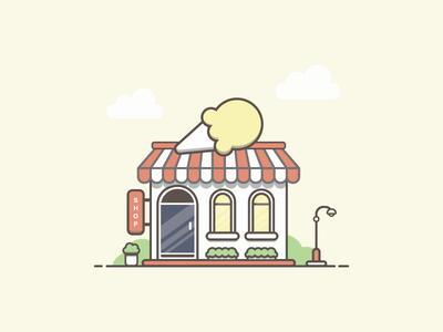Ice Shop~