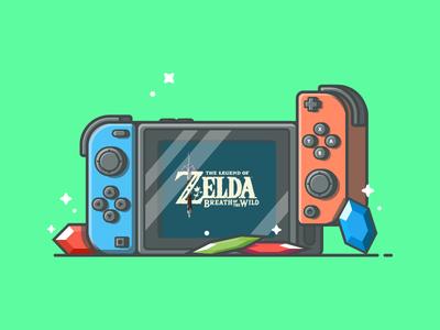 Nintendo switch! 🎮