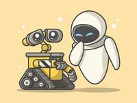 WALL-E Movie! 😋✌