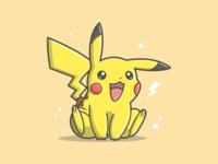 Pikachu! ⚡😁