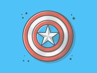 Captain America Shield😋