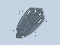 Captain Nomad Shield 😁