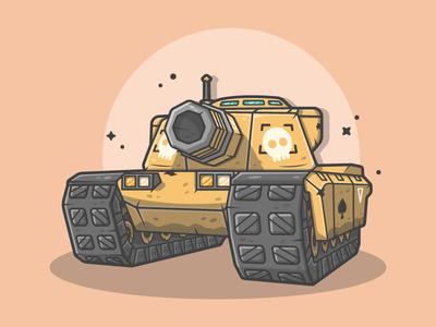 Tank war! (Client's Stuff) 😋