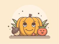Meet your Autumn Friends 😋